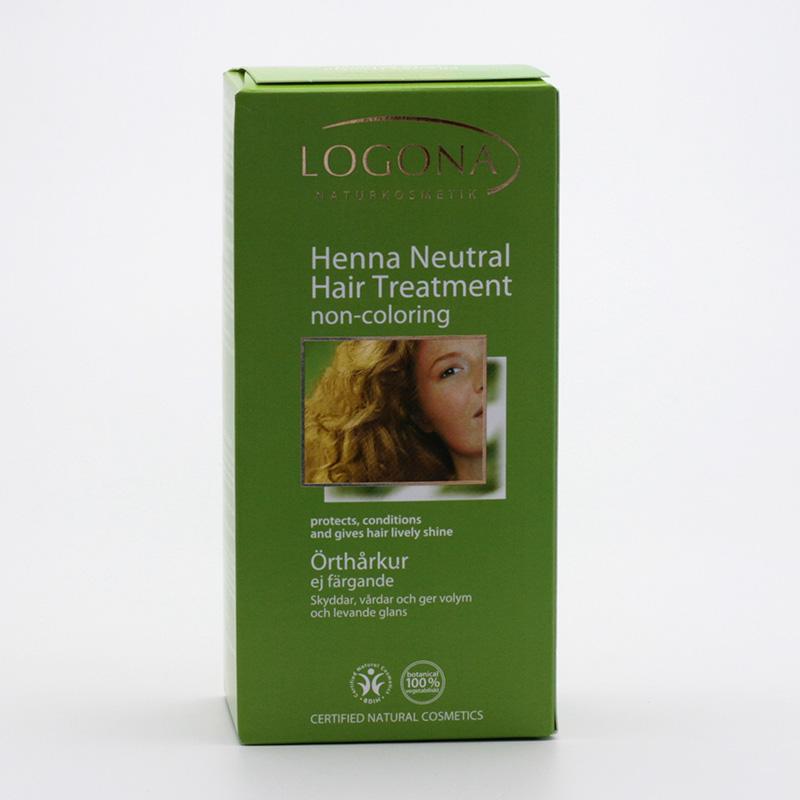Logona Kúra vlasová, rostlinná, bezbarvá 100 g