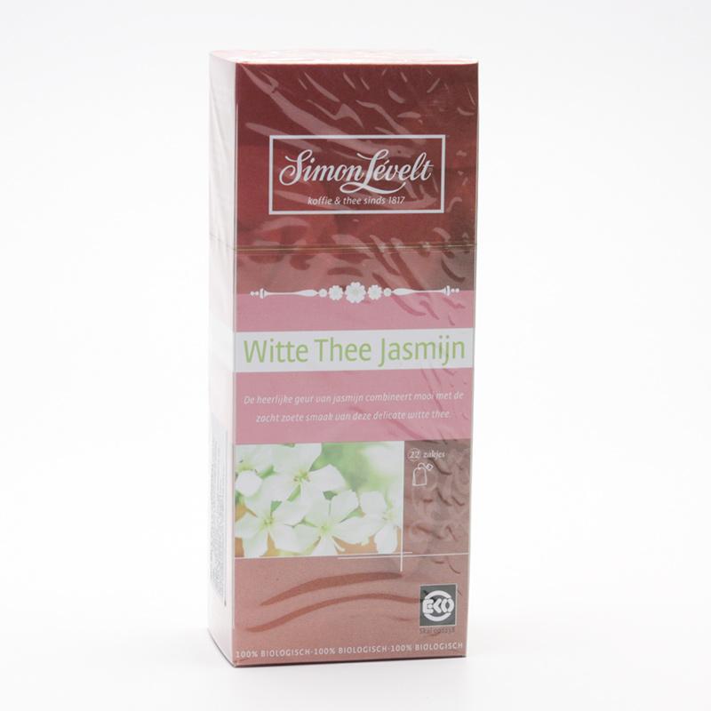 Simon Levelt Jasmine White 22 ks, 38,5 g
