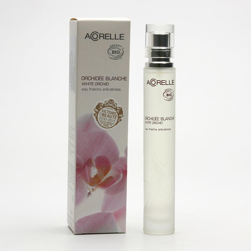 Acorelle Osvěžující voda bio Bílá orchidej - vyřazeno 30 ml