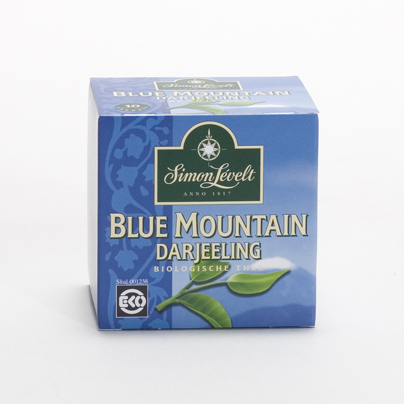 Simon Levelt Darjeeling Blue Mountain 10 ks, 20 g