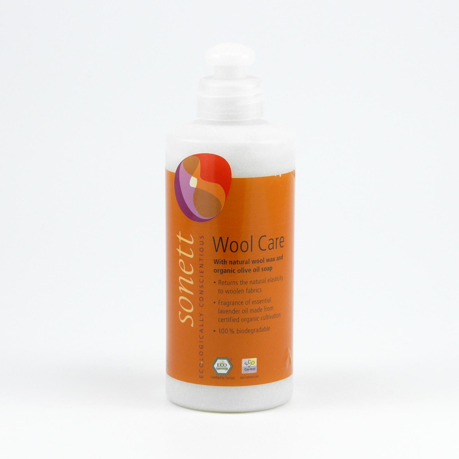 Sonett Prostředek na odstranění skvrn na vlně Wool Care 300 ml