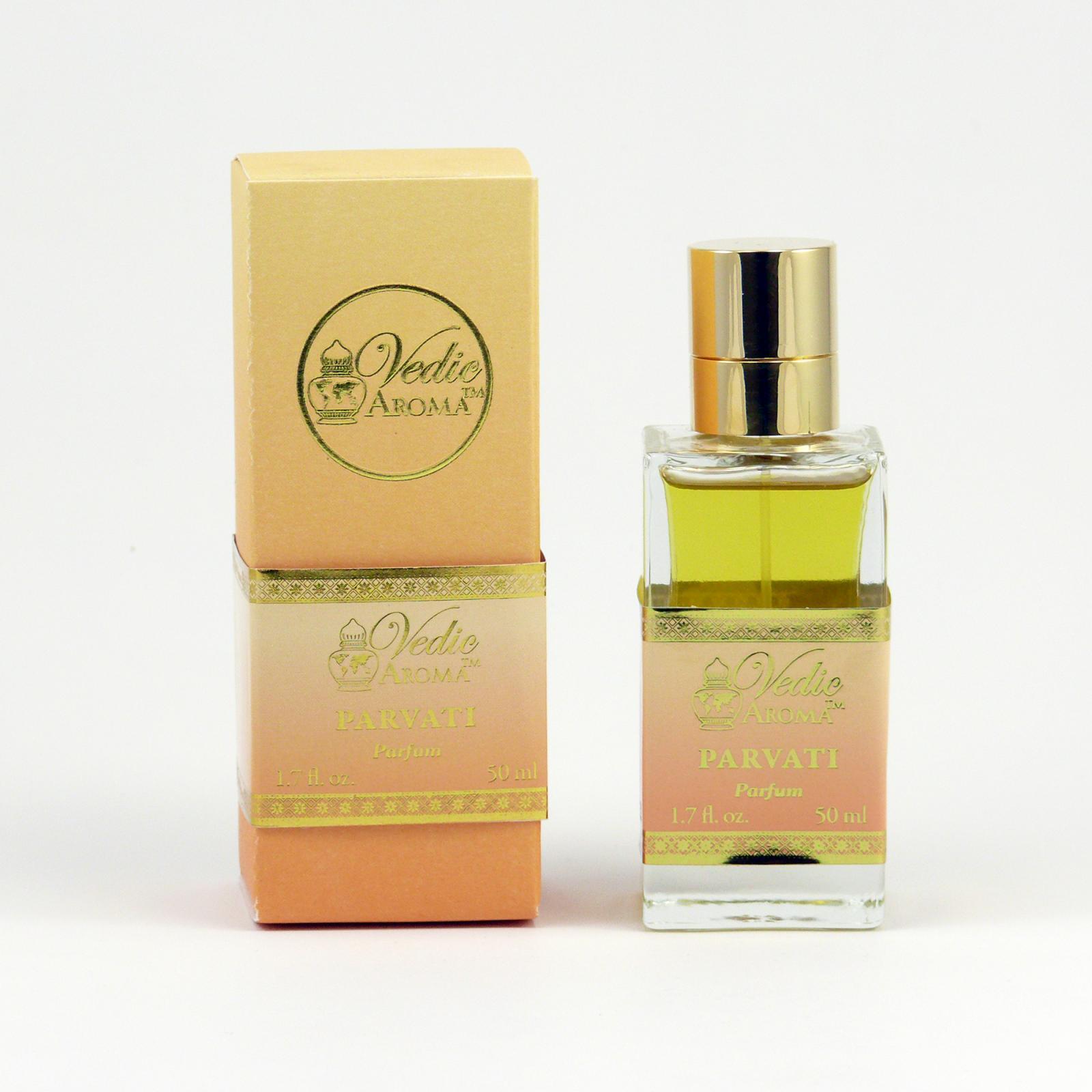 Vedic Aroma Ayurvédský parfém Parfum Parvati 50 ml, sprej