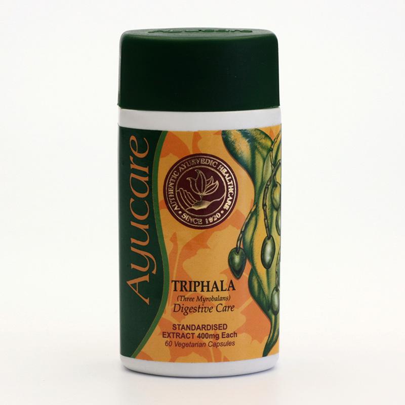 Ayurcare Triphala, kapsle 60 kapslí, 24 g