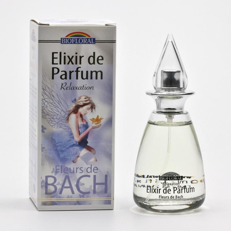 Biofloral Parfémová voda s květy Dr. Bacha relaxace 50 ml