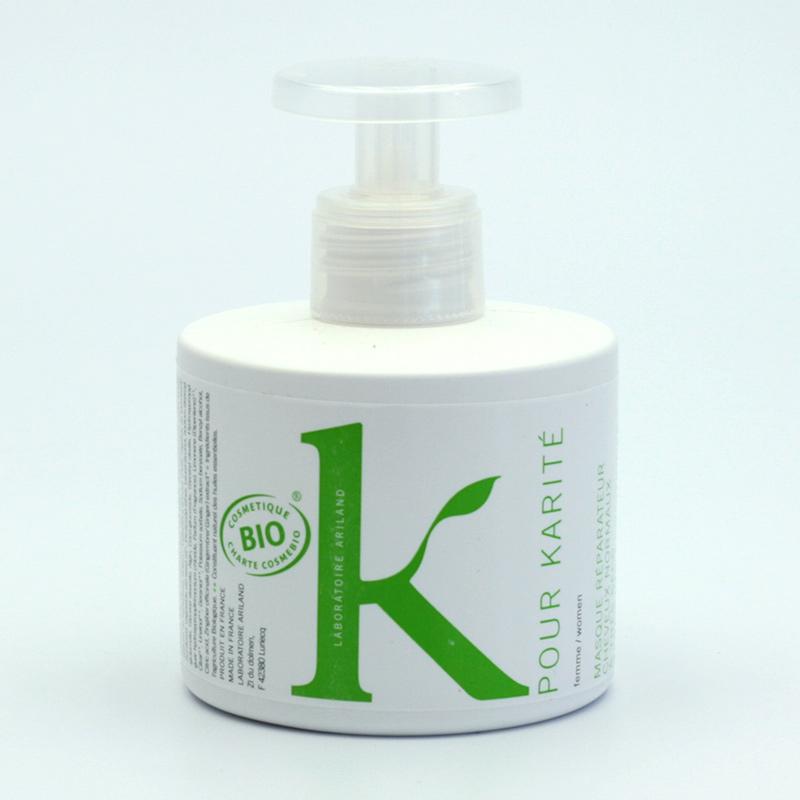 K pour Karité Vlasová maska regenerační, K pour Karité 200 ml