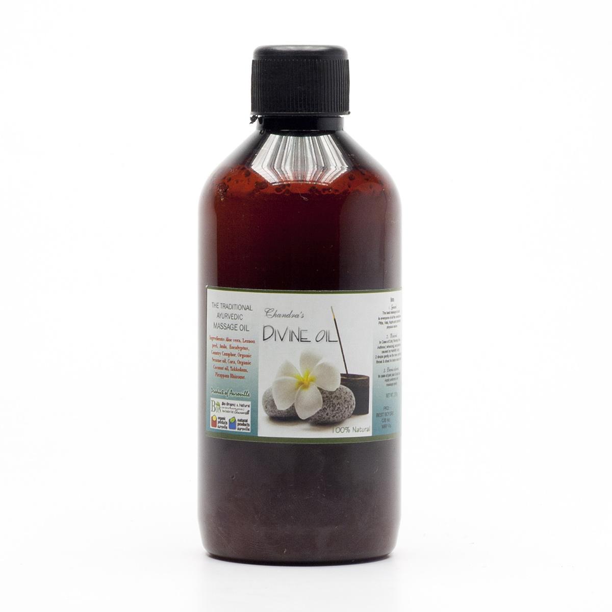Auroville Masážní olej ajurvédský 250 ml