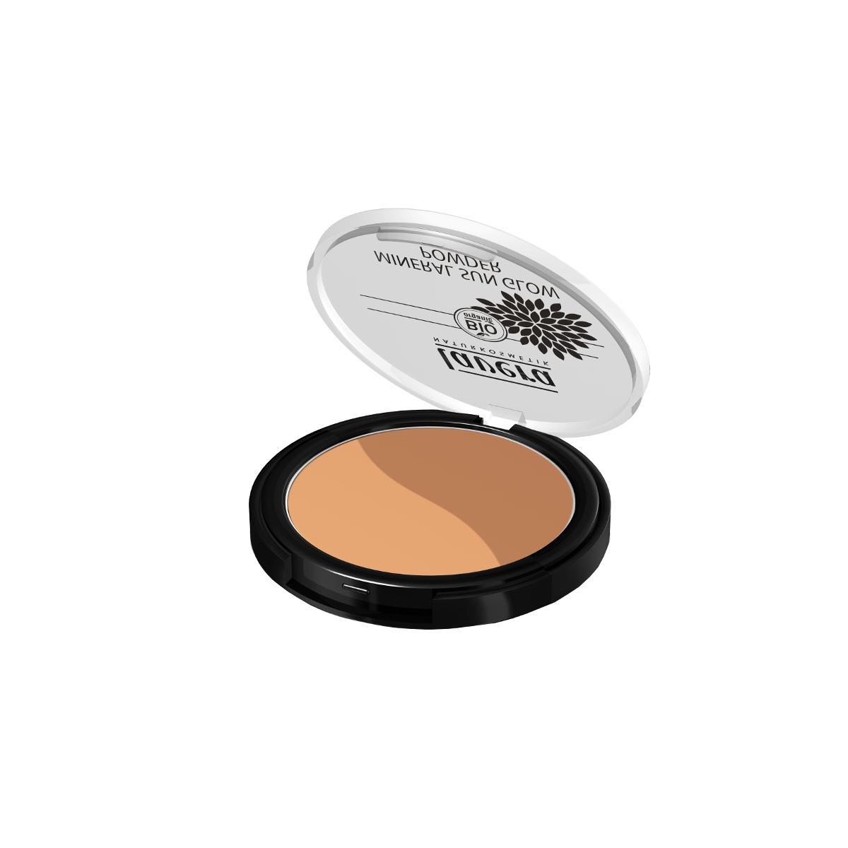 Lavera Pudr třpytivý bronzující DUO 01 sahara, Trend Sensitive 2014 9 g