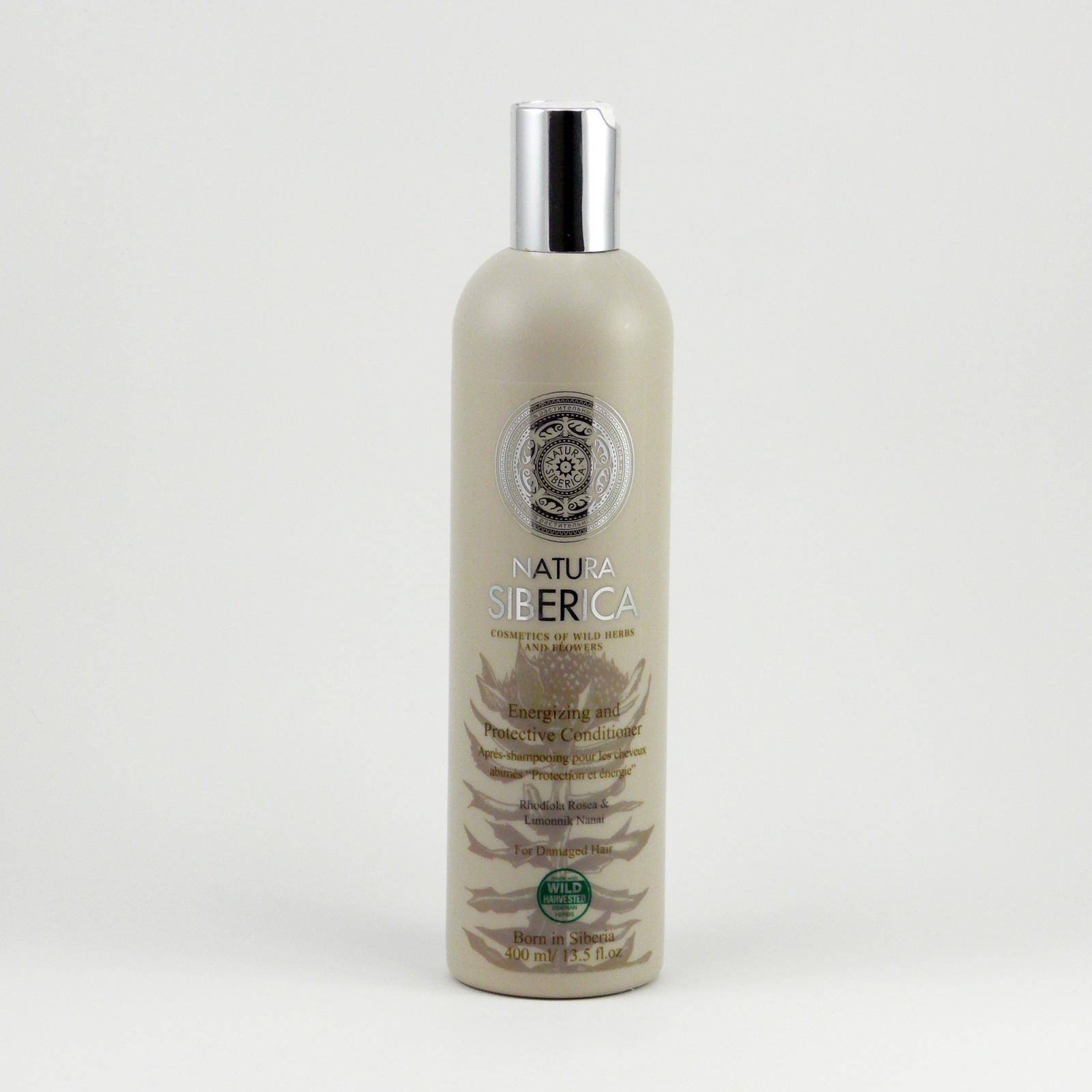 Natura Siberica Kondicionér pro unavené a slabé vlasy 400 ml