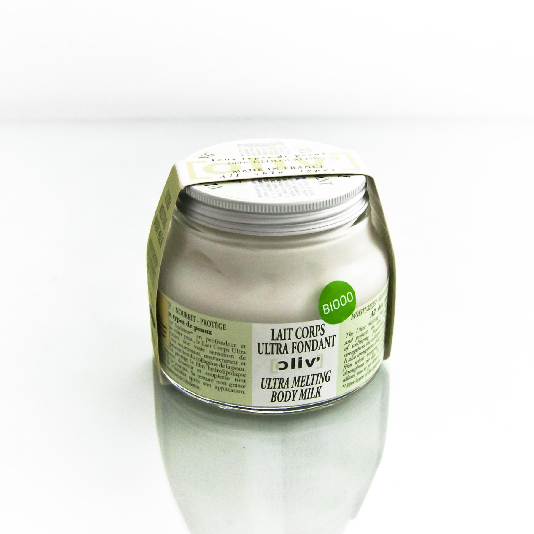 La Clarée Krém tělový hydratační, oliv' 200 ml