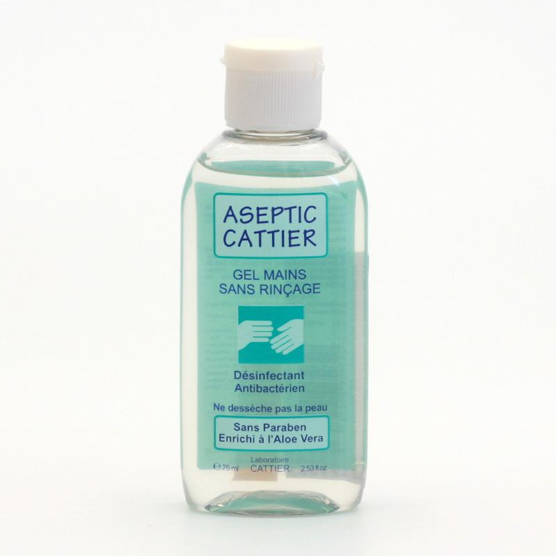 Cattier Výprodej Antiseptický gel, malé balení 75 ml