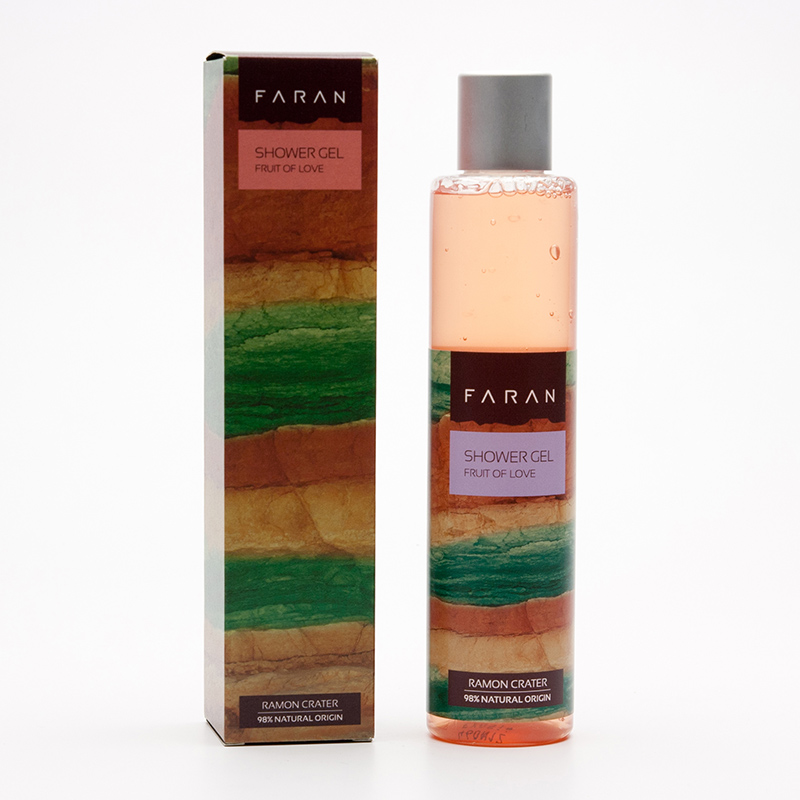 Faran Sprchový gel Fruit of Love 220 ml