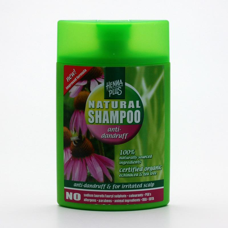Henna Plus xxxVýprodej Šampon proti lupům 200 ml