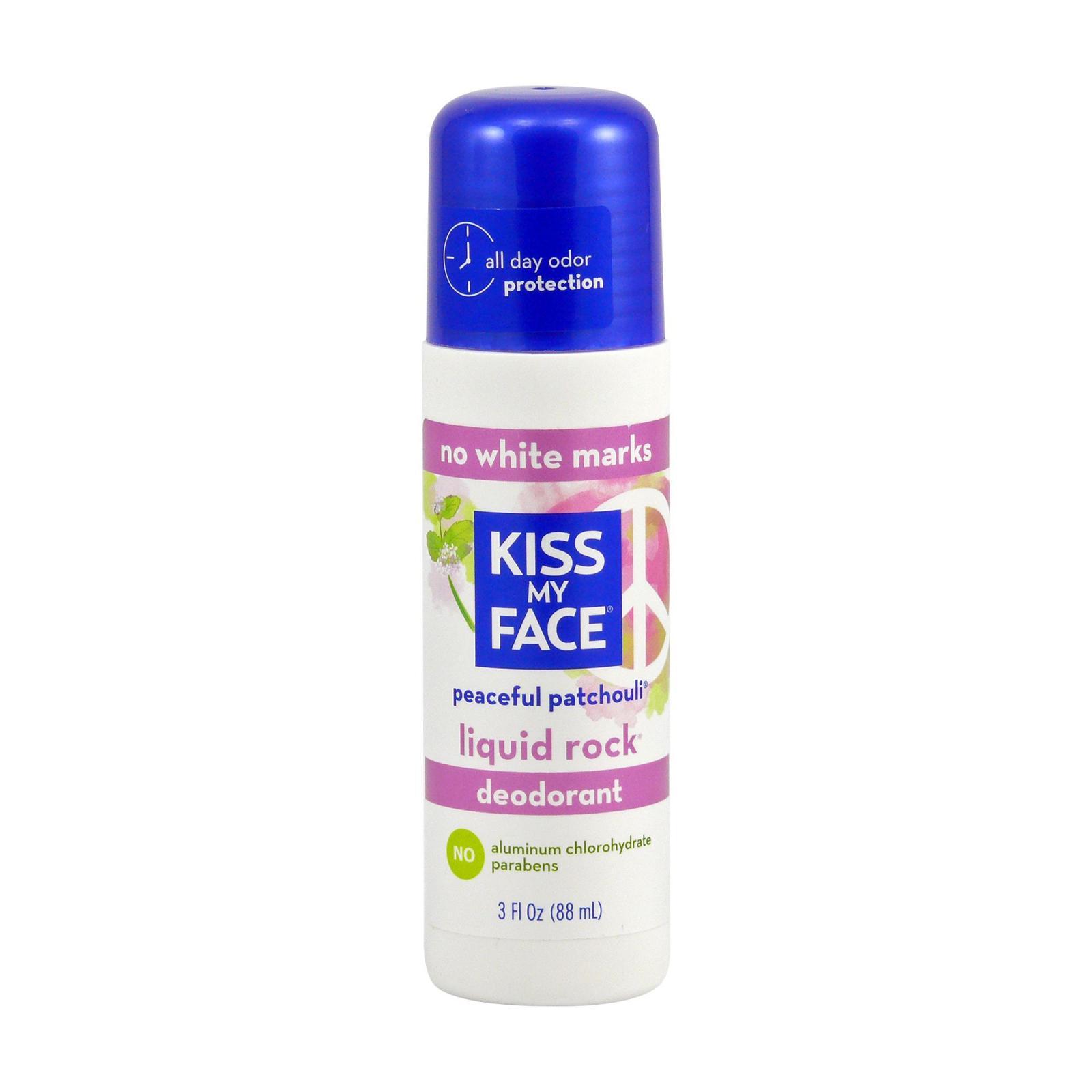 Kiss My Face Corp. Deo kulička, patchouli 88 ml