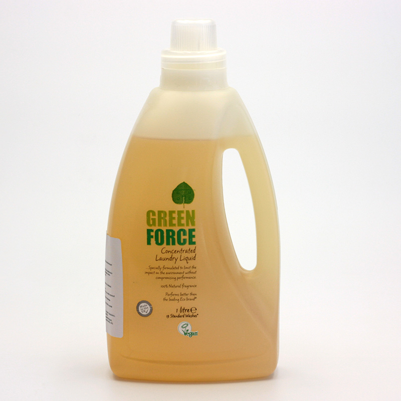 Green Force - Planet Green  Prací gel 1 l