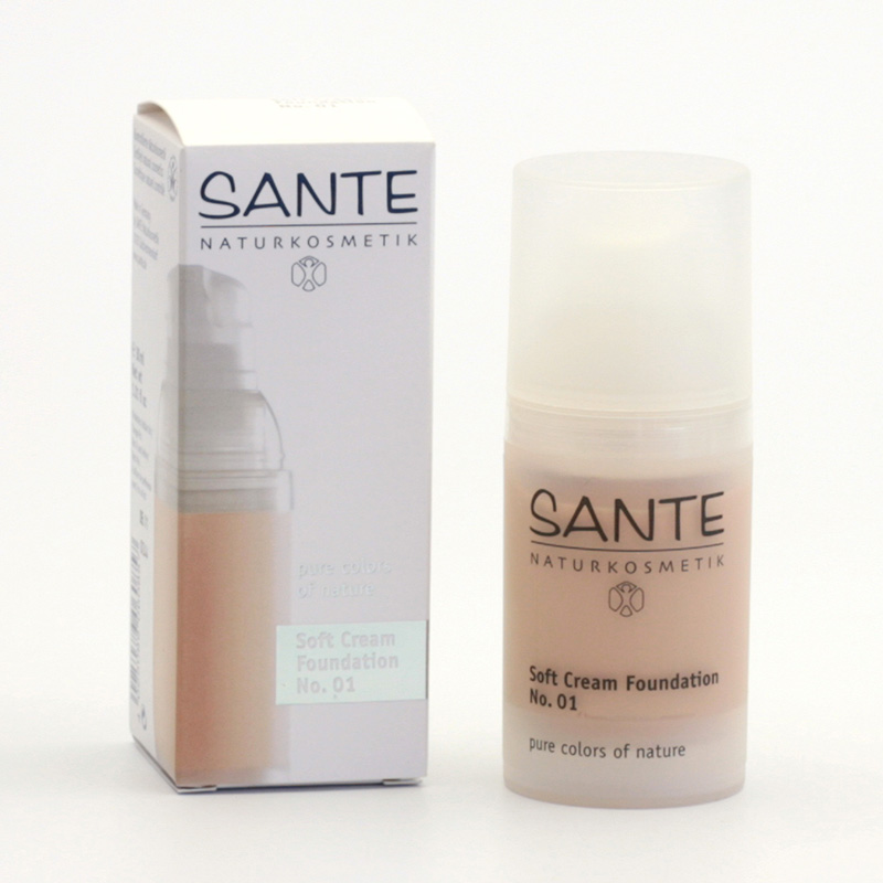Santé Make-up 01, porcellan 30 ml