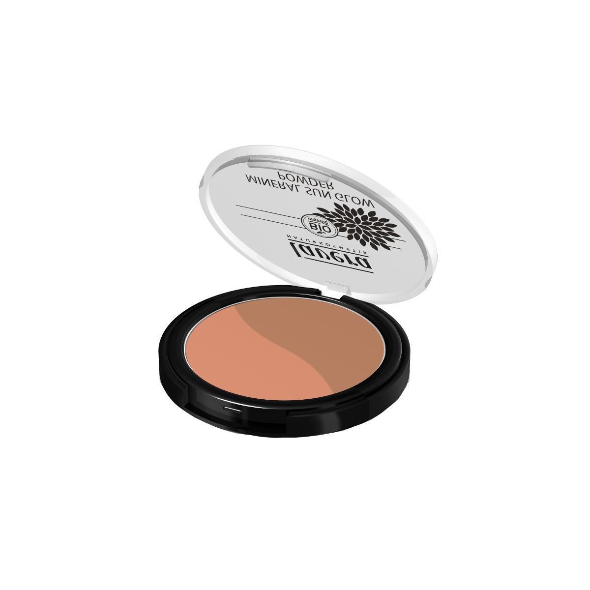 Lavera Pudr třpytivý bronzující DUO 02 sluneční polibek, Trend Sensitive 2014 9 g