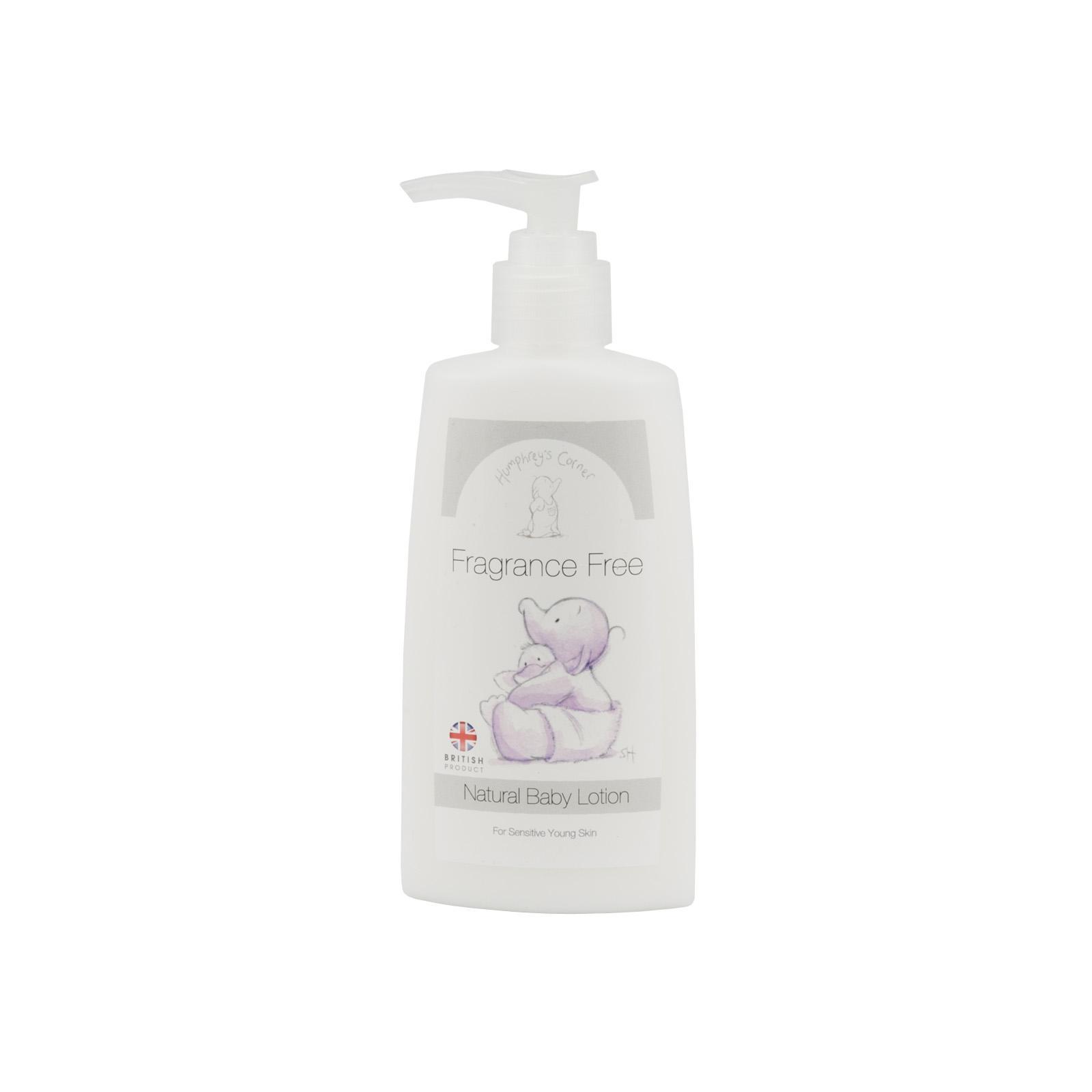 Faith in Nature Dětské tělové mléko bez parfemace 150 ml