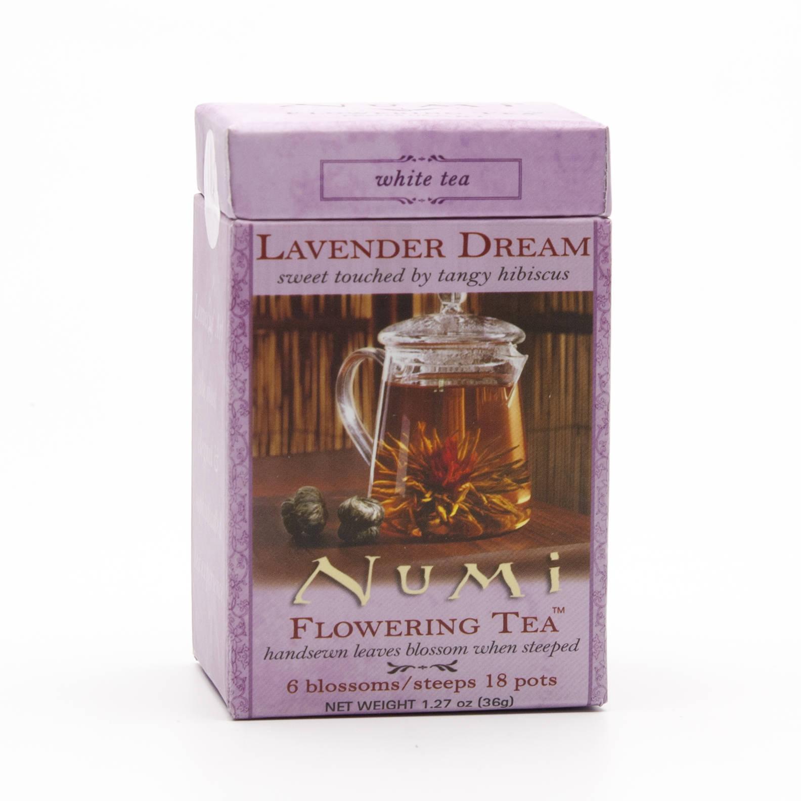 Numi Kvetoucí čaj Lavender Dream 6 ks