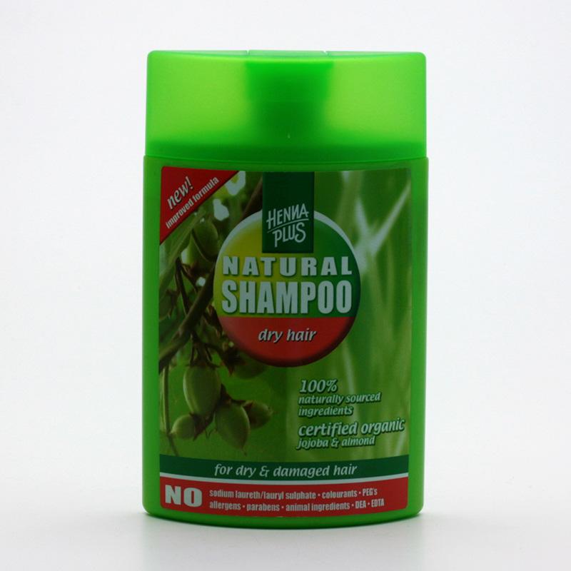 Henna Plus x Šampon pro suché vlasy 200 ml