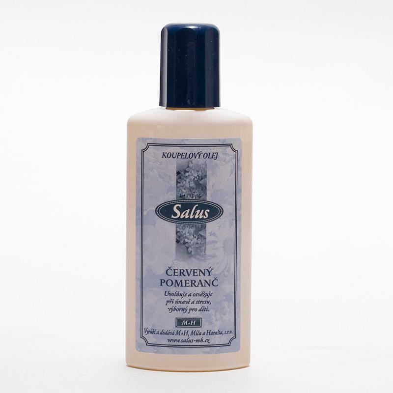 Saloos x Koupelový olej červený pomeranč 100 ml