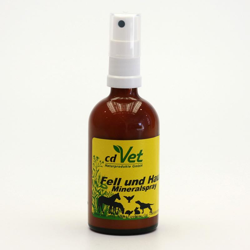CdVet Minerální sprej na kůži i srst pro zvířata 500 ml