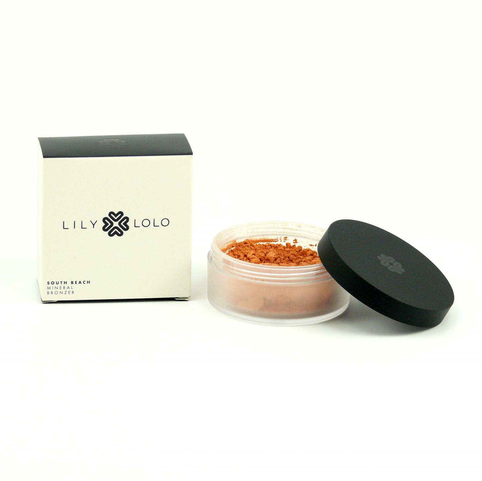 Lily Lolo Mineral Cosmetics Minerální bronzer South Beach 8 g