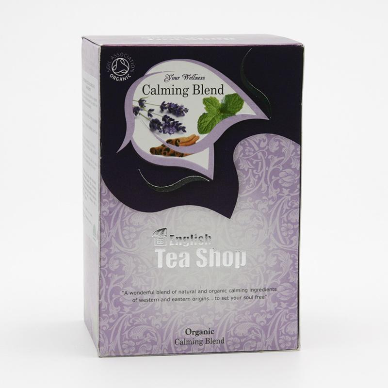 English Tea Shop x Čaj zklidňující směs 20 ks, 30 g
