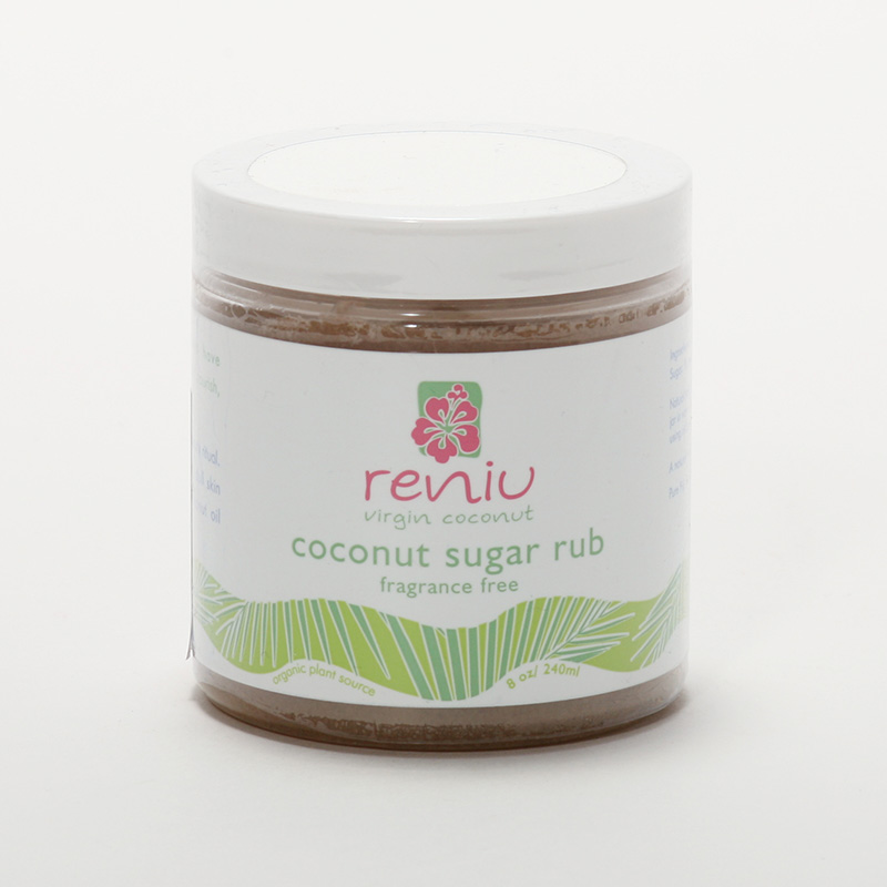 Reniu Fiji Peeling kokosový, bez aroma 240 ml