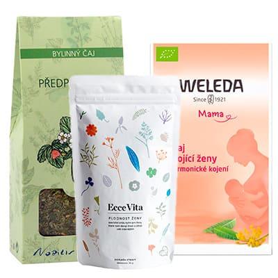 Ženské čaje