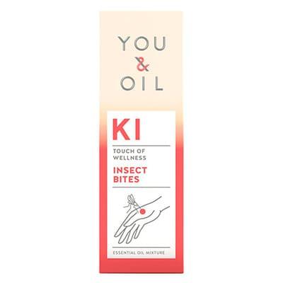 Směsi éterických olejů proti komárům