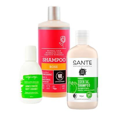Šampony na normální vlasy