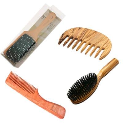 Hřebeny a kartáče na vlasy