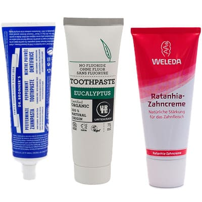 Zubní pasty na paradentózu