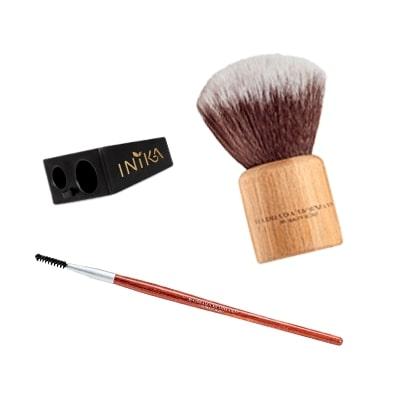 Kosmetické pomůcky pro dekorativní kosmetiku