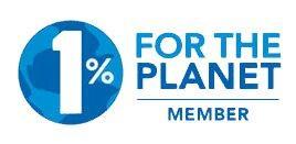 Přírodní certifikát  1% FOR THE PLANET MEMBER