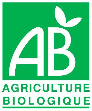 Přírodní certifikát AGRICULTURE BIOLOGIQUE