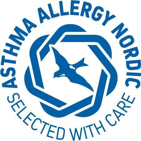 Přírodní certifikát Asthma allergy nordic
