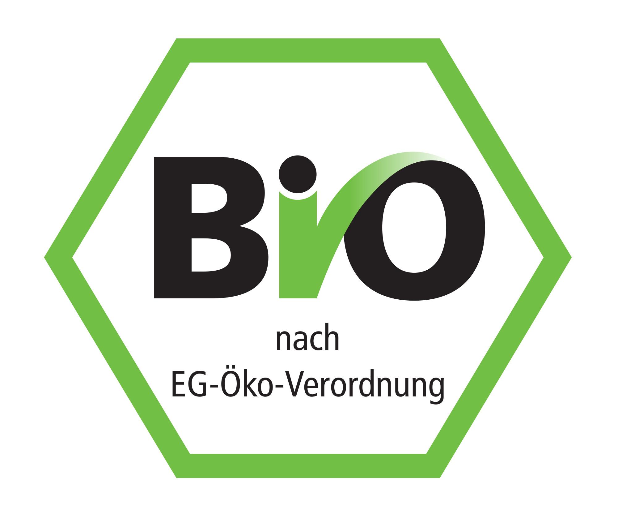 Přírodní certifikát BIO nach EG-Öko-Verordnung