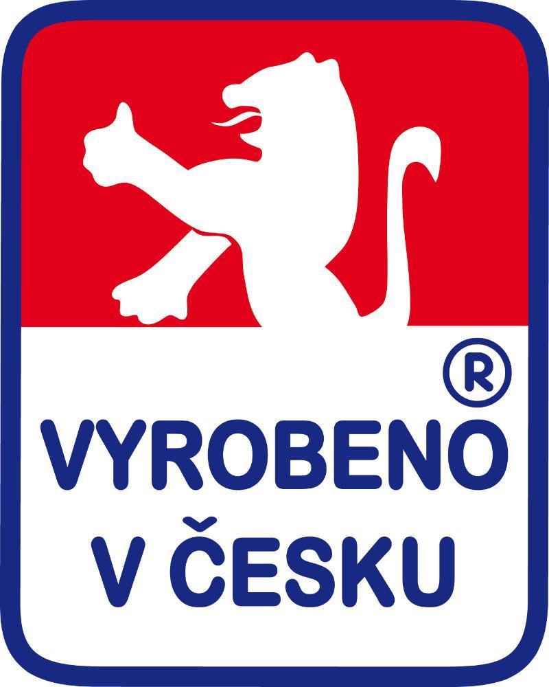 Přírodní certifikát Český výrobek