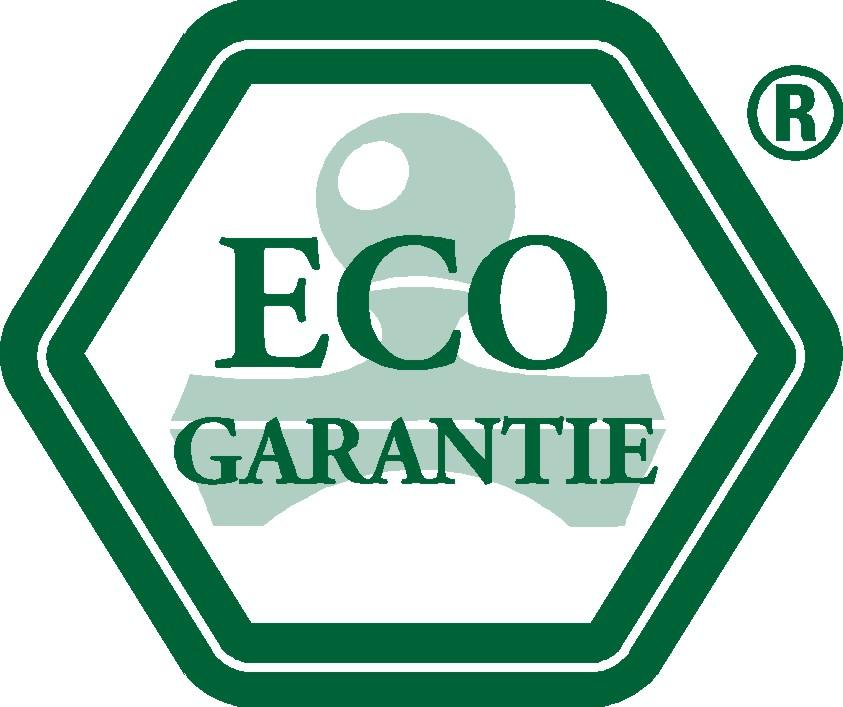 Přírodní certifikát ECO GARANTIE