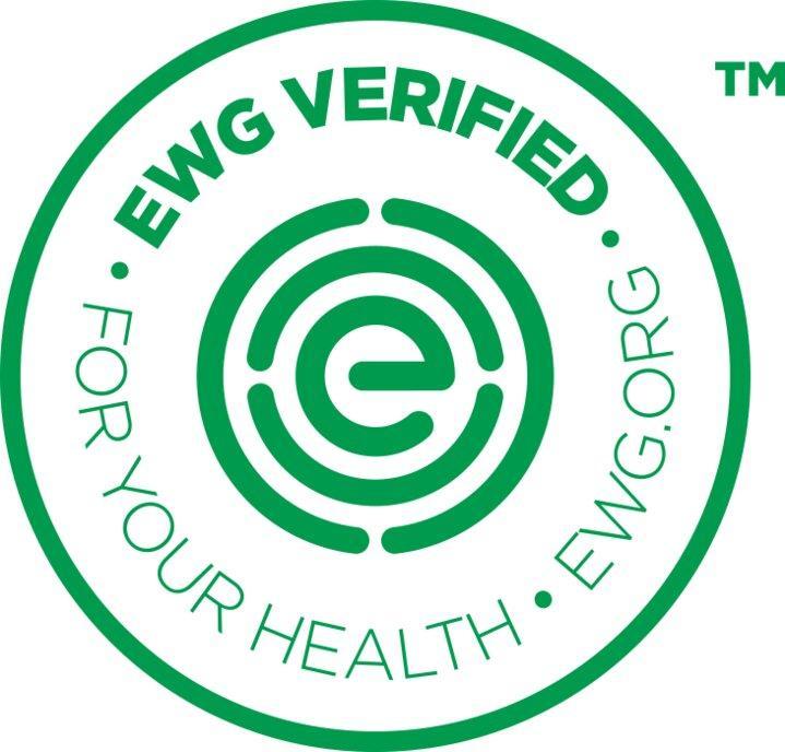 Přírodní certifikát EWG VERIFIED