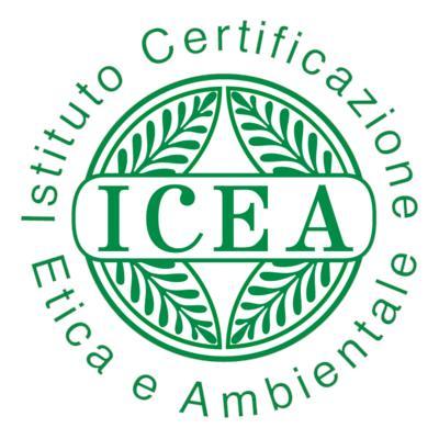 Přírodní certifikát ICEA