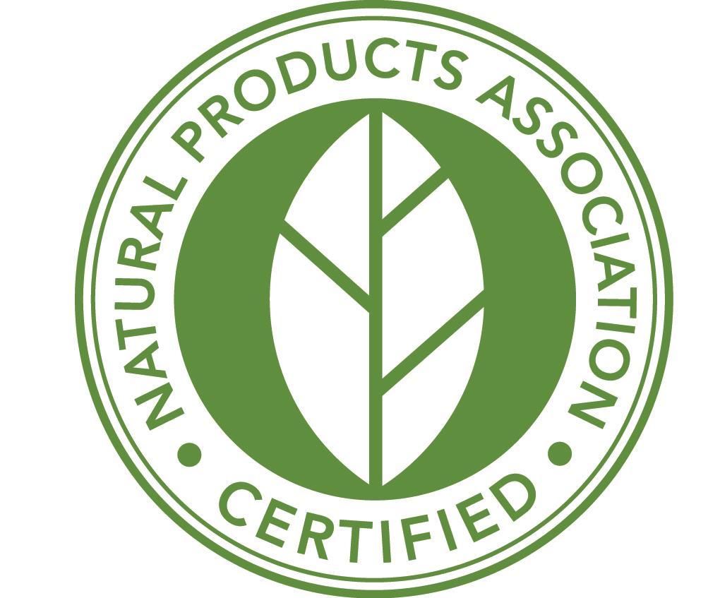 Přírodní certifikát Natural Products Association