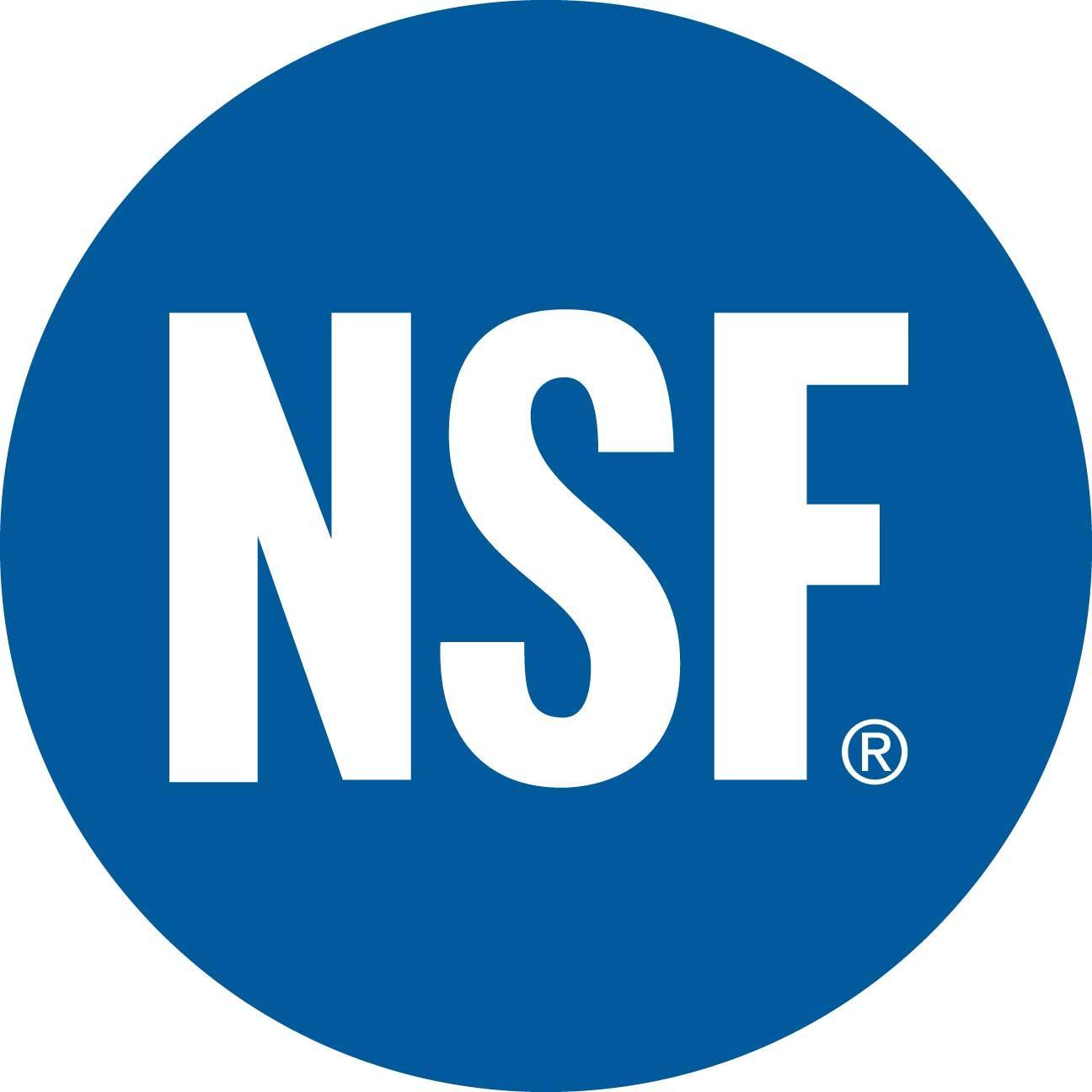 Přírodní certifikát NSF