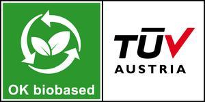 Přírodní certifikát OK biobased