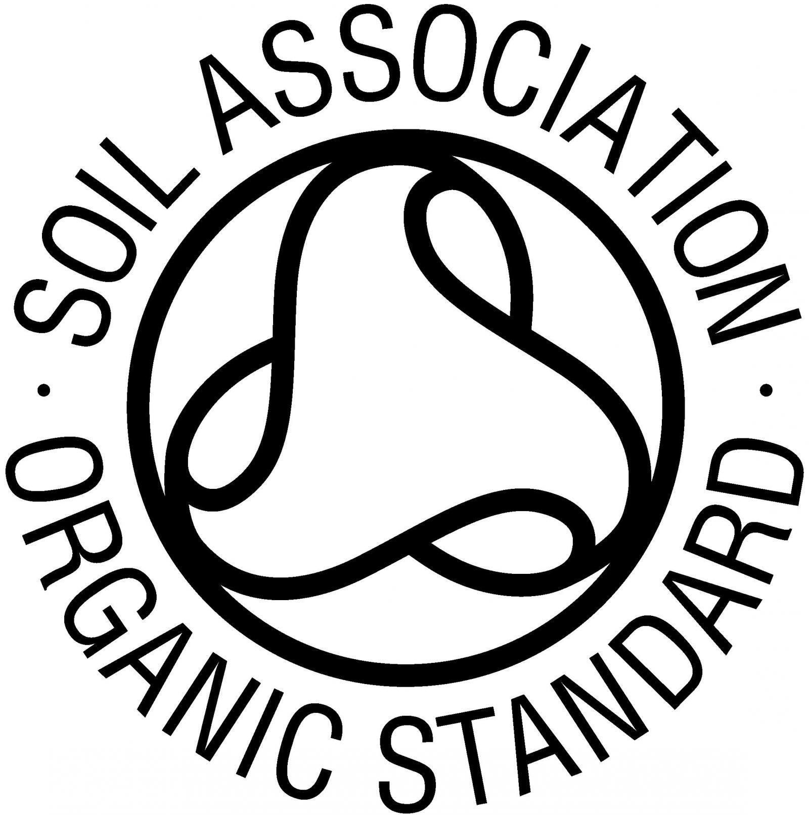Přírodní certifikát ORGANIC SOIL ASSOCIATION