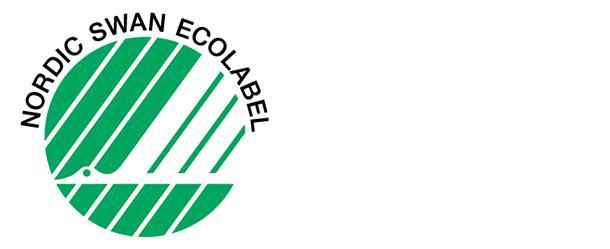 Přírodní certifikát The Nordic Swan Ecolabel