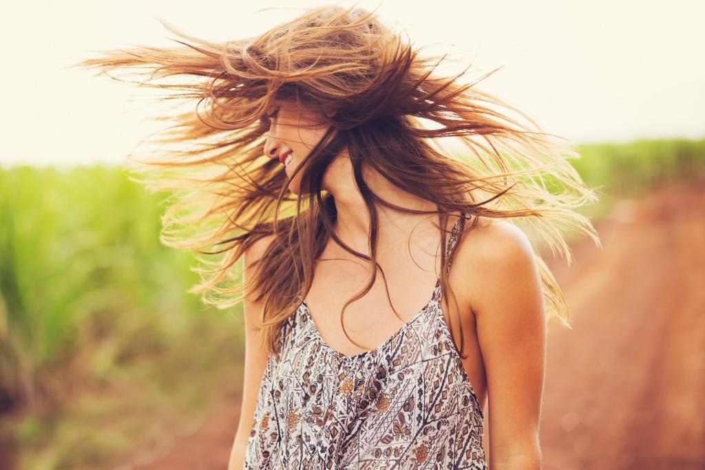 3 kroky pro přírodní péči o vlasy