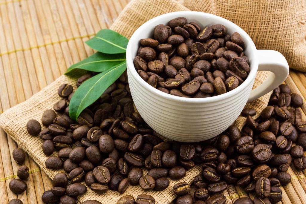 Kofein pro energii