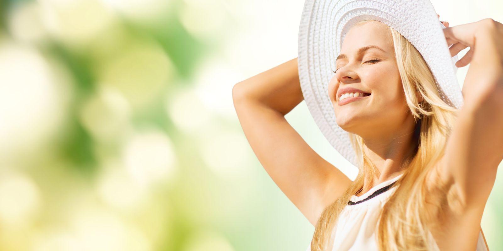 4 důvody pro přírodní deodoranty